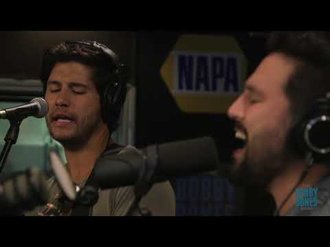 "Dan + Shay Perform ""Speechless"" Live on the Bobby Bones Show"