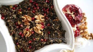 Ավելուկով Աղցան - Sorrel Salad Recipe - Heghineh Cooking Show