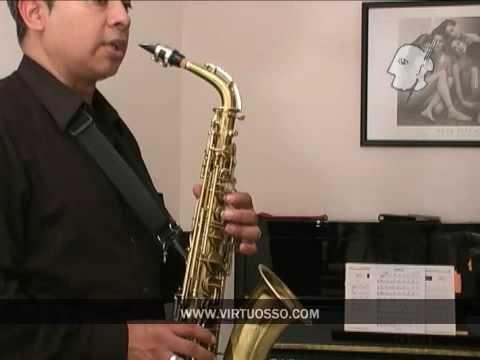 clases de saxofon como se produce el sonido