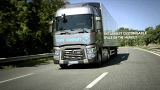 Renault Trucks T unique selling points