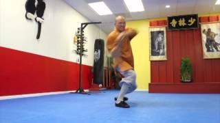 Master Shi Yan Yue is the 34th generation Shaolin Warrior Monk 中国嵩山少林寺第34代武僧释延悦