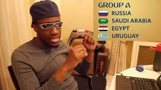 World Cup 2018 Group A Analysis    Russia, Saudi Arabia, Egypt, Uruguay