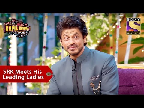Xxx Mp4 Shahrukh His Leading Ladies The Kapil Sharma Show 3gp Sex