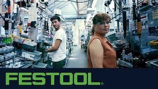 Festool - Passionate people designing the world's best power tools