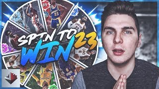 WORST. GAME. EVER...NBA 2K18 SPIN TO WIN EP. 23
