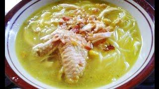 Resep dan Cara Memasak Soto Ayam Enak dan Lezat