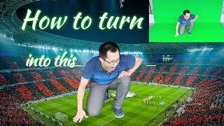 Tutorial: How to Make a Green Screen Video with Filmora