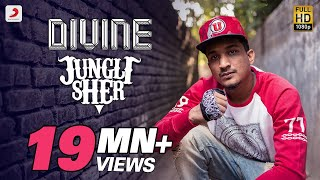Jungli+Sher+-+DIVINE+-+Official+Music+Video+-+with+Lyrics+%26+English+Translation