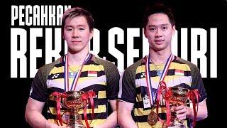 Juara Hongkong Open 2018, Kevin/Marcus Pecahkan Rekornya Sendiri