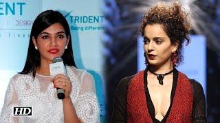 Kriti Sanon's MIND-BLOWING comment on Kangana Ranaut