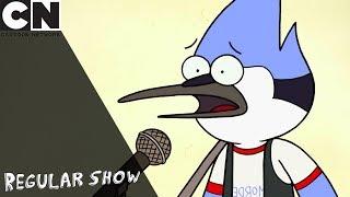 Regular Show   Party Tonight Sing Along   Cartoon Network