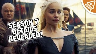 What the Game of Thrones Casting Details Reveal for Season 7! (Nerdist News w/ Jessica Chobot)