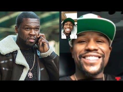 50 Cent Sends Goons To Floyd Mayweather After He Facetimes 50 Cent s Son