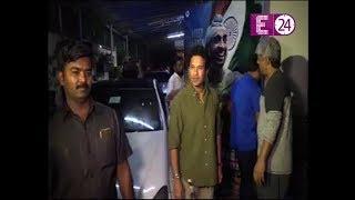Sachin Tendulkar पहुंचे Soorma के Premiere पर