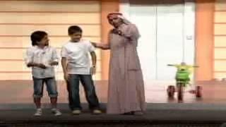 مسرحية طارق العلي مضحك جدا هههههههههه ..
