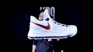 UNBOXING: Nike KD 9
