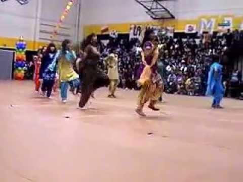 Magnolia High School Showcase 2011: Rangila Desi Girls