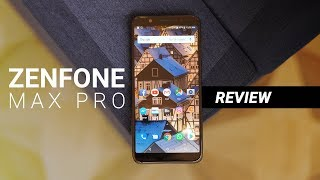 Asus ZenFone Max Pro Review: The New Budget King?