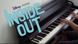 Pixar's Inside Out - Main Theme - Piano Variations