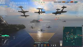 World of Warships - Takes OP to win