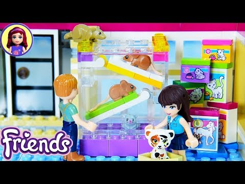 Lego Friends Custom House Renovation Sophie & Henry s Bottom Floor Revealed