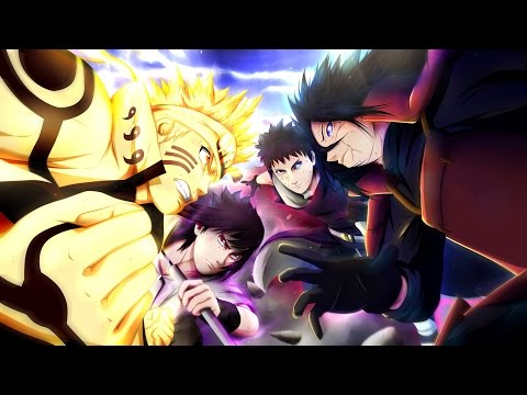 Best Naruto Fighting Motivational OST Rise and Fight