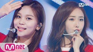 [GFRIEND - LOVE WHISPER] KPOP TV Show | M COUNTDOWN 170817 EP.537
