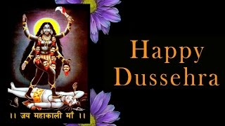 Happy Dasara/Dussehra 2016 wishes, SMS, greetings, Latest Vijayadashmi whatsapp video message 4