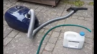 DIY How to make Homemade Wet Vacuum Cleaner