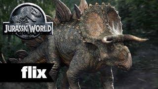 Jurassic World - Never Before Seen Hybrids & Concept Art