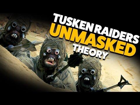 What Do Tusken Raiders Jawas Look Like Theory