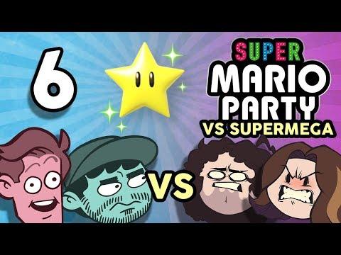 Xxx Mp4 Super Mario Party VS SuperMega Lol Random PART 6 Game Grumps VS 3gp Sex