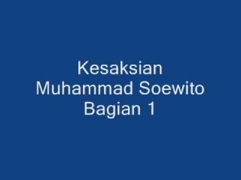 Kesaksian Muhammad Soewito 1 6