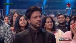 ▶ OMG Salman Khan hug Shahrukh Khan   Star Guild Awards 2014 Full Show 2nd February 2014   YouTube 3
