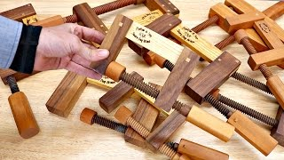 These Wood Clamps Will Blow Your Mind!!