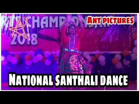New Santhali video 2018 || Dance of GYAN RENU VIDYA NIKETAN    ant pictures    ant pictures