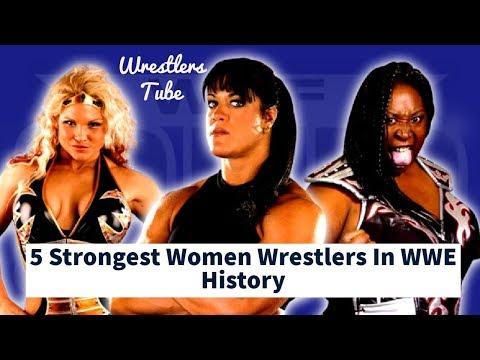 Xxx Mp4 5 Strongest Women Wrestlers In WWE History Chyna Nia Jax Nikki Bella By Wrestlers Tube 3gp Sex