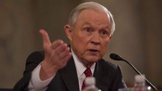 Unprecedented criticism of Senator Sessions