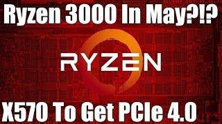 AMD Ryzen 3000 & X570 News + AMD Outselling Intel 2 to 1?