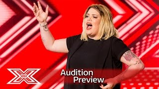 Preview: Samantha Atkinson returns to take on Adele   The X Factor 2016
