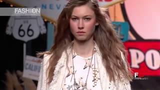 JUANA MARTIN Spring Summer 2018 Madrid - Fashion Channel
