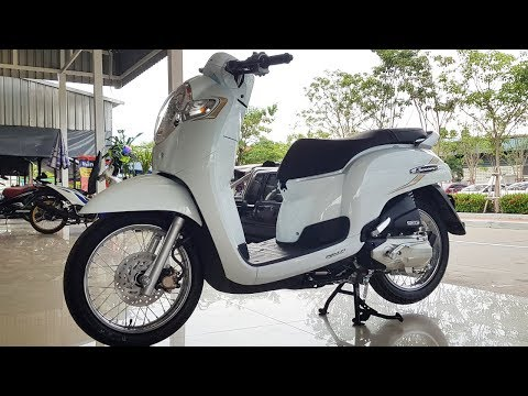 Honda Scoopy I 2018 Highlight Video Download