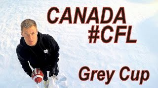 FREEZING FREESTYLE IN CANADA!