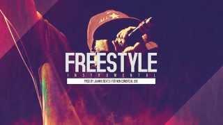 Beat Freestyle - Guitar Hip Hop Instrumental 2015 (#01)