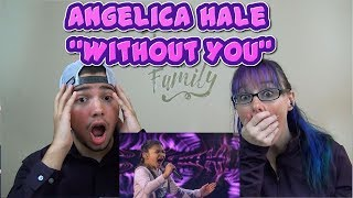 MOM & SON REACTION! Angelica Hale Sings