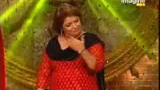 Nachle ve with Saroj Khan ''Dhol baaje''