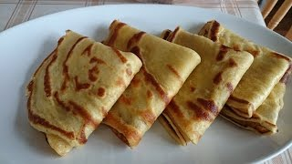 How To Make Soft And Light Pancakes