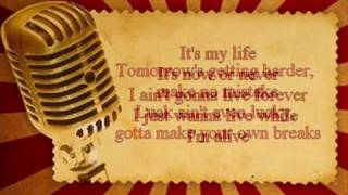 Bon Jovi - It's my life karaoke