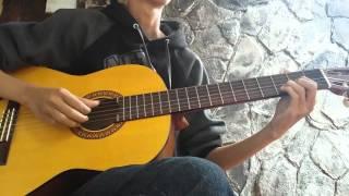 Peterpan - Menghapus Jejakmu Tutorial Guitar cover