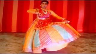 GRACY CHAUDHURI PERFORMING KATHAK FOR TARA TV